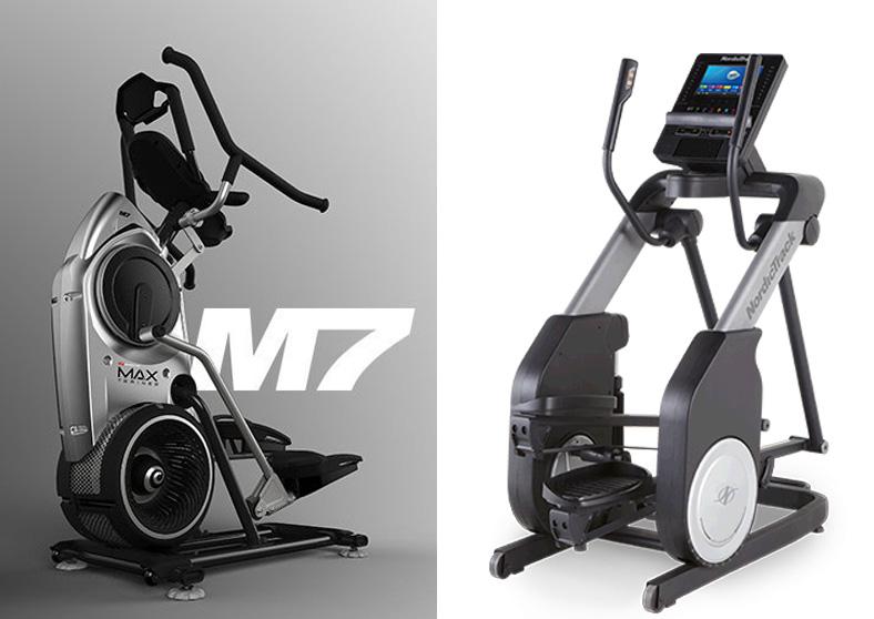 Bowflex Max Trainer M7 vs NordicTrack FreeStride Trainer FS7i Comparison