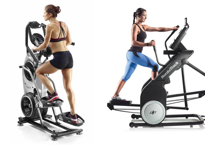 Bowflex Max Trainer vs NordicTrack FreeStride Trainer - details