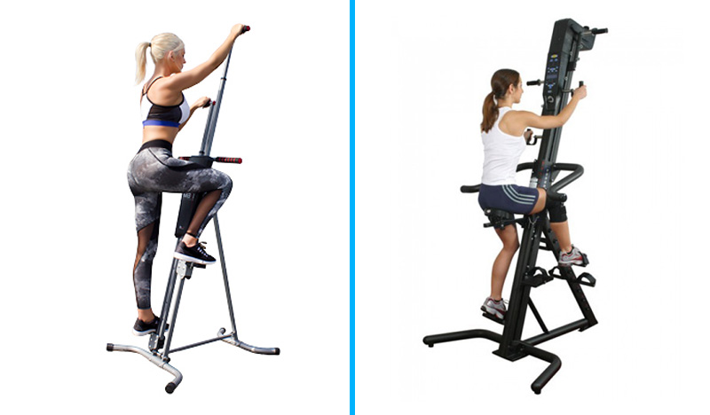 Maxi Climber vs VersaClimber Comparison