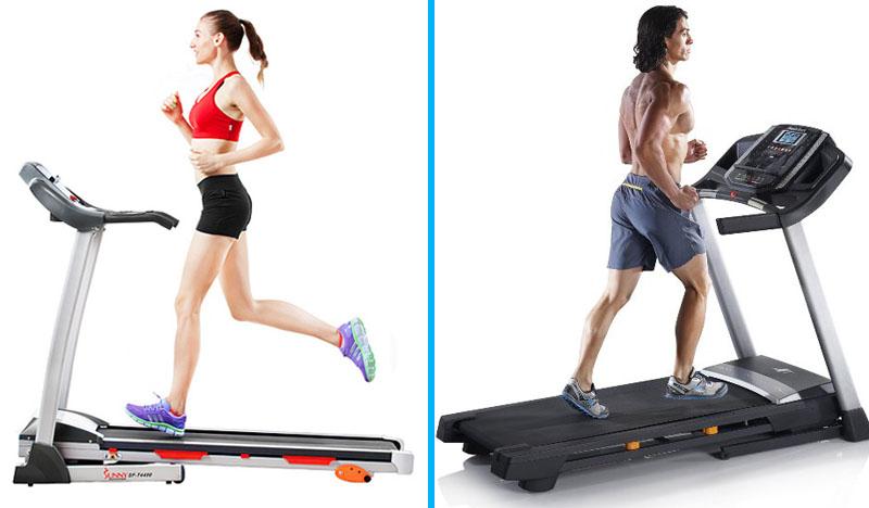 Sunny Health&Fitness vs NordicTrack T 6.5 S Treadmill - Comparison