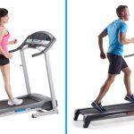 Weslo Cadence R 5.2 vs G 5.9 Treadmill - Comparison