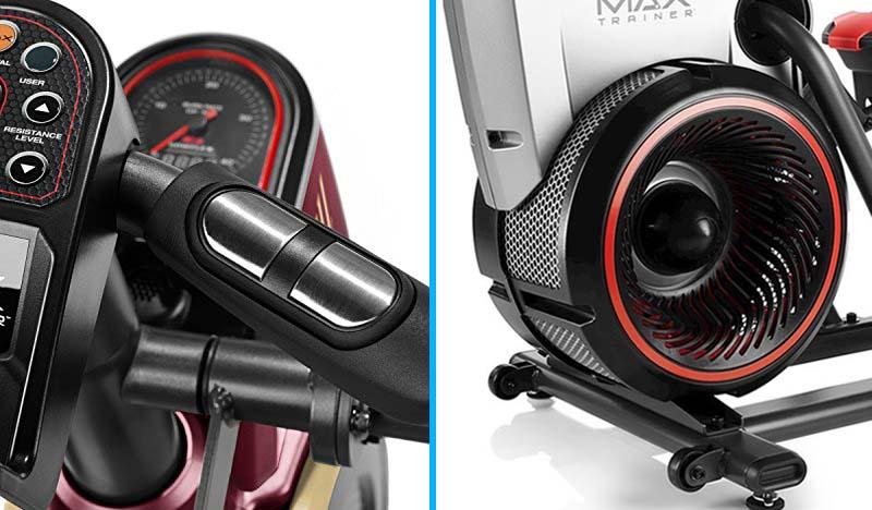 Bowflex Max Trainer M5 Review - Details