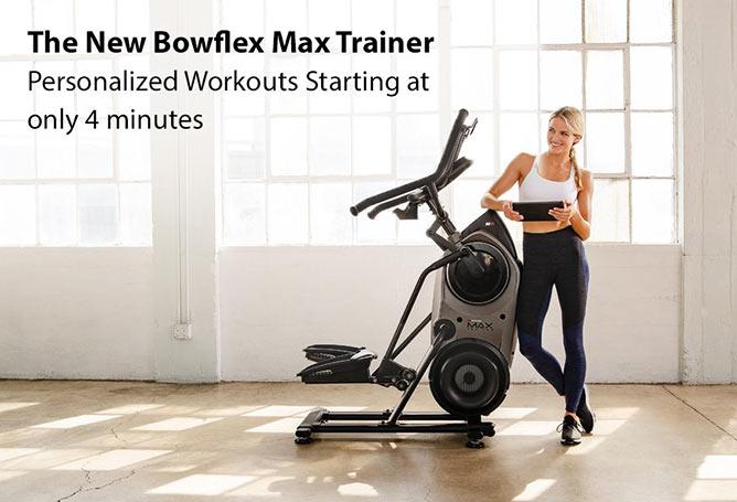 Bowflex Max Trainer M5 for Sale