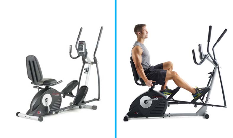 best elliptical under 1000 - ProForm Hybrid