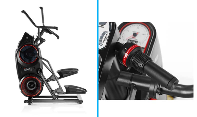 best elliptical under 1000 - Bowflex M3