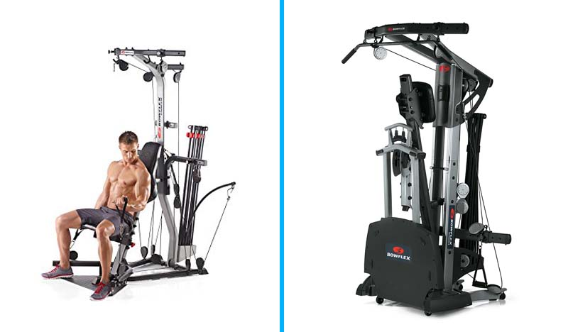 Bowflex Xtreme 2 SE vs Ultimate 2 - details