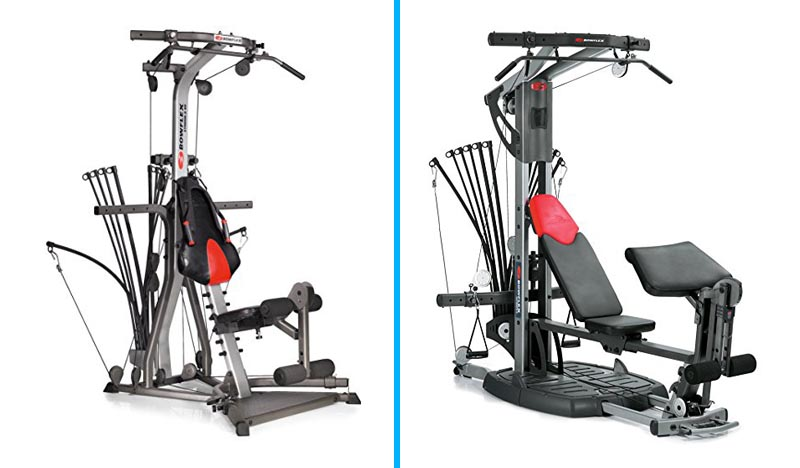 Bowflex Xtreme 2 SE vs Ultimate 2