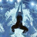 Breaststroke Swimming