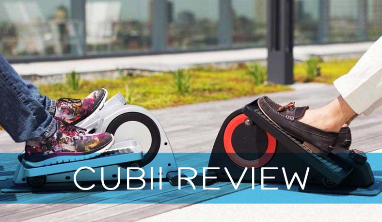 Cubii Under Desk Elliptical Review