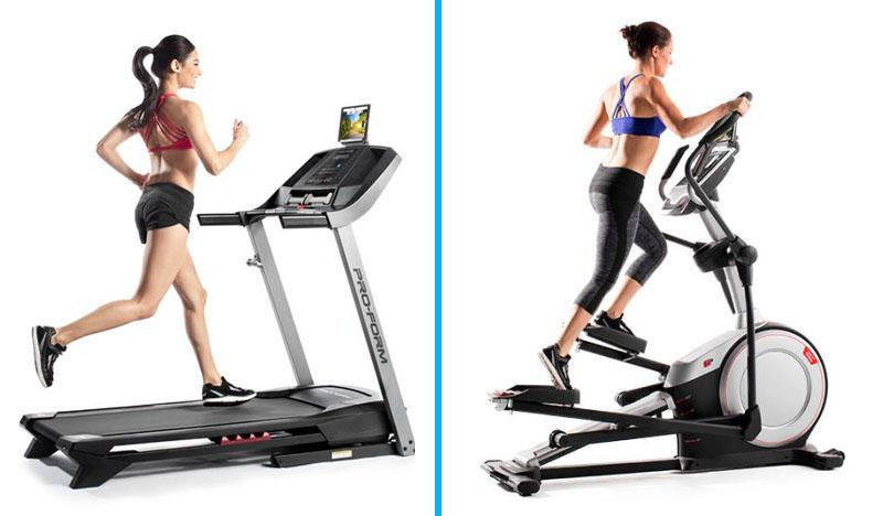Treadmill vs Cross Trainer Comparison