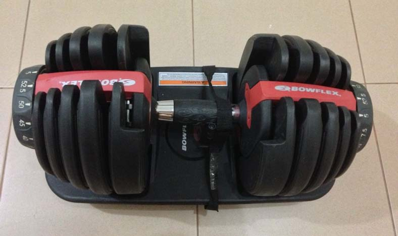 bowflex 552 Buyer Guide