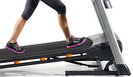 NordicTrack T 6.5 S Treadmill - Incline