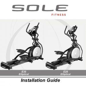 Sole E35 Manual