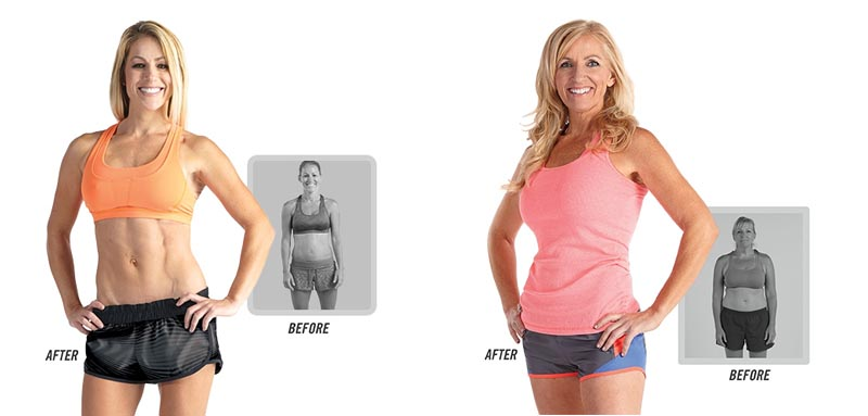 Bowflex Results Before and After