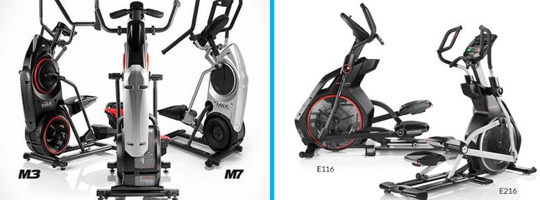 Comparison of the Bowflex Max Trainer vs Bowflex Results