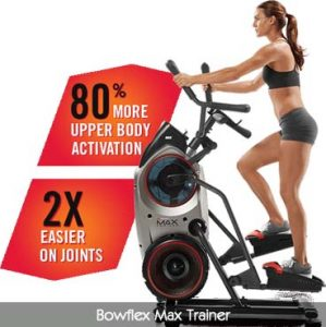 Features of Bowflex Max Trainer