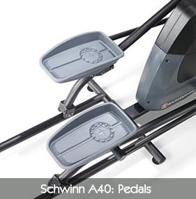 Schwinn A40 Features