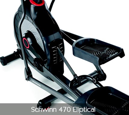 Schwinn A470 Features