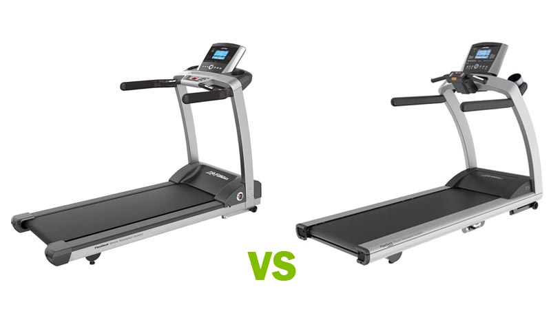 Life Fitness Treadmill T3 vs T5
