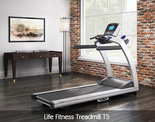 Life Fitness Treadmill T5 Performance