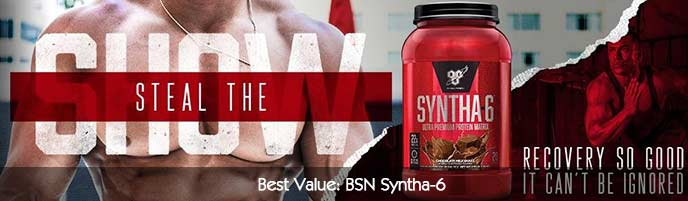 Best Value BSN Syntha 6