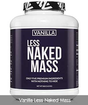Vanilla Less Naked Mass