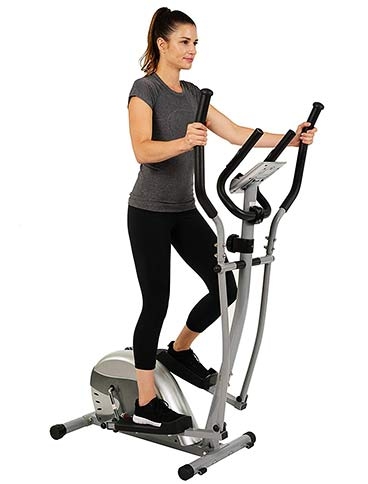 EFITMENT Compact Magnetic Elliptical