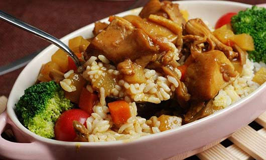 Healthy Teriyaki Chicken