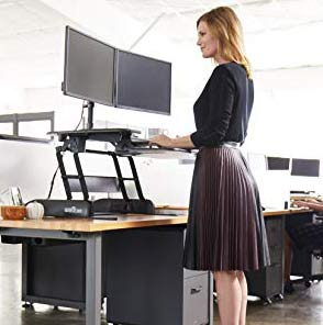 VARIDESK offers a standing desk product