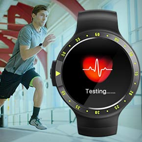 TicWatch Heart-Rate Monitor