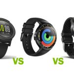 Ticwatch E vs Ticwatch S vs Ticwatch Pro