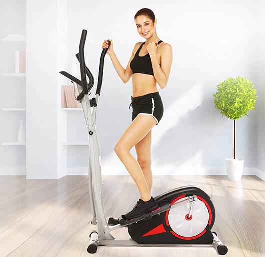 emdaot elliptical machine for home use