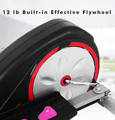emdoat built-in effective flywheel