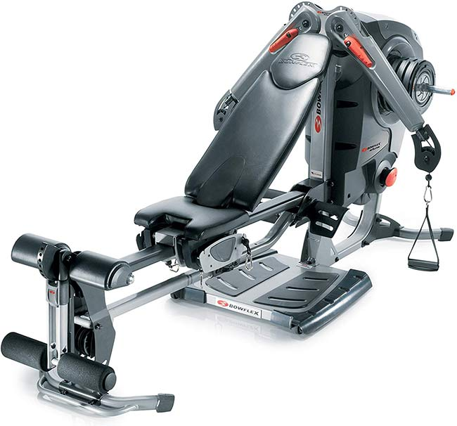 Bowflex Revolution Space and Weight