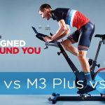 Keiser M3i vs M3 Plus vs M3 Bikes