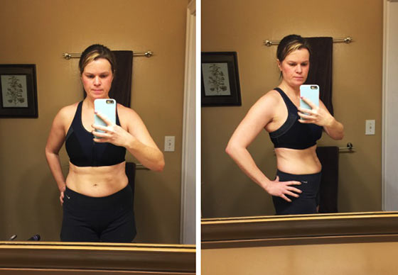 Total Gym Weight Loss Results