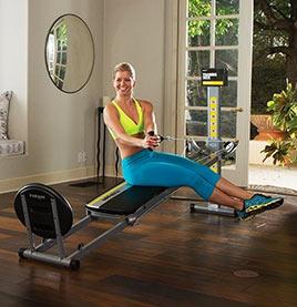 total gym fit flexible nylon straps