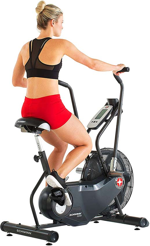 Schwinn Airdyne Bikes Preset Workouts