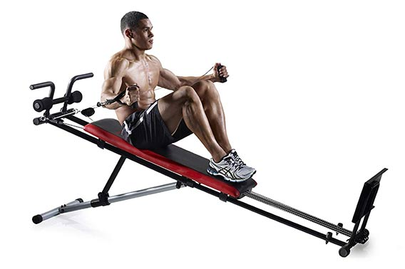 Weider ultimate body works chest exercises