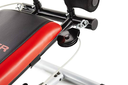Weider ultimate body works free-motion cables