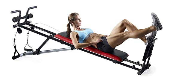 Weider ultimate body works legs exercises
