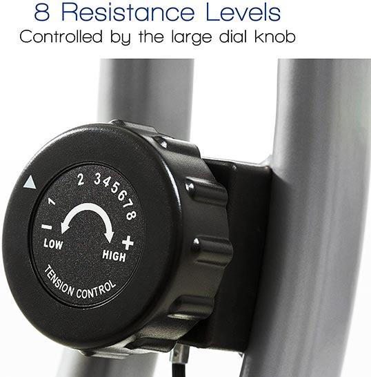 FB150 and FB350 Resistance Adjustments