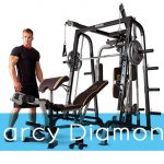 Marcy Diamond Elite Smith Machine MD-9010 Review