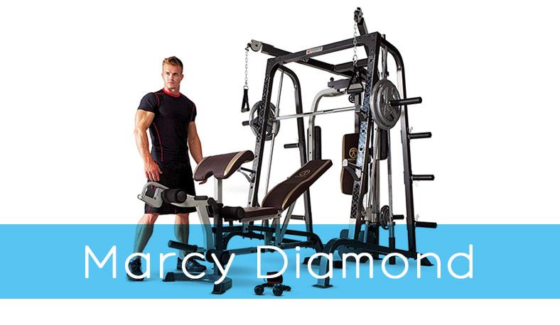 Marcy Diamond Elite Smith Machine MD-9010 Review