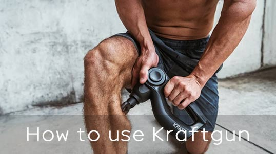How to use the Kraftgun