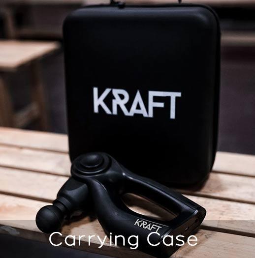 Kraftgun carrying case
