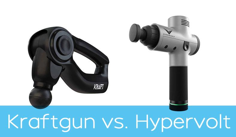 Kraftgun vs Hypervolt