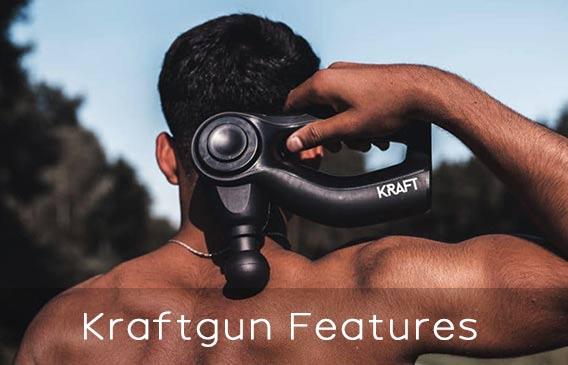 Unique features of the Kraftgun