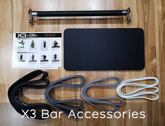 X3 Elite Bar Accessories