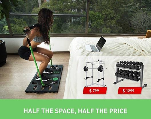 BodyBoss Home Gym Price